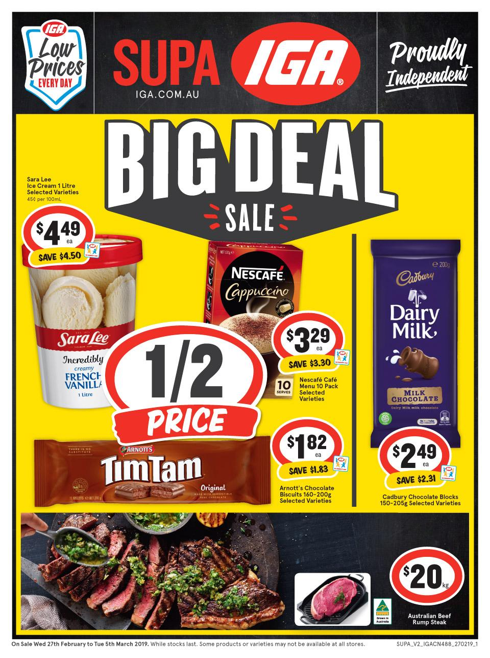 iga catalogue 27 feb 5 mar 2019