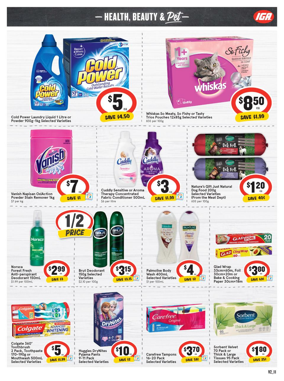 iga catalogue 27 mar 2 apr 2019