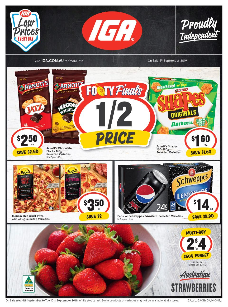 iga catalogue 4 10 sep 2019