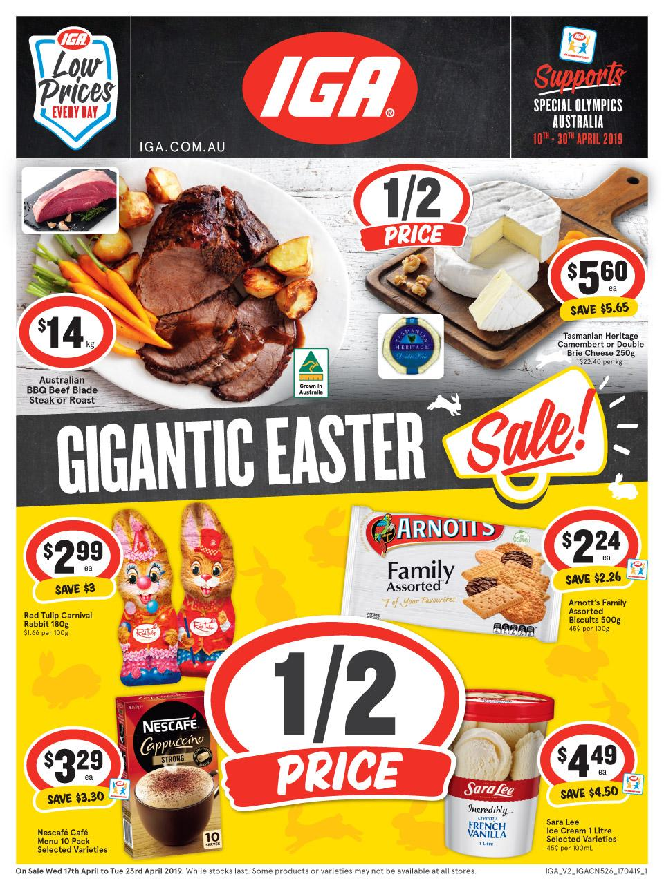 iga catalogue easter 17 23 apr 2019