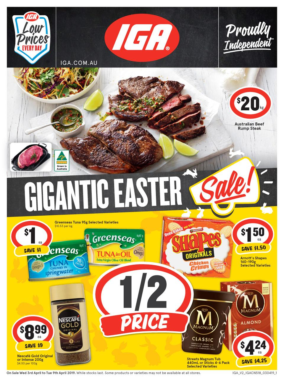 iga catalogue easter 3 9 apr 2019