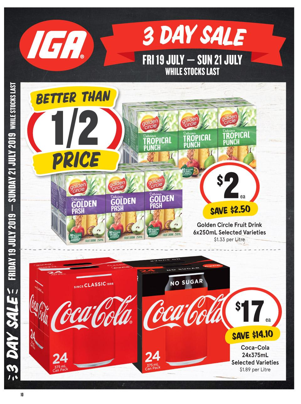 iga catalogue supa 17 23 jul 2019