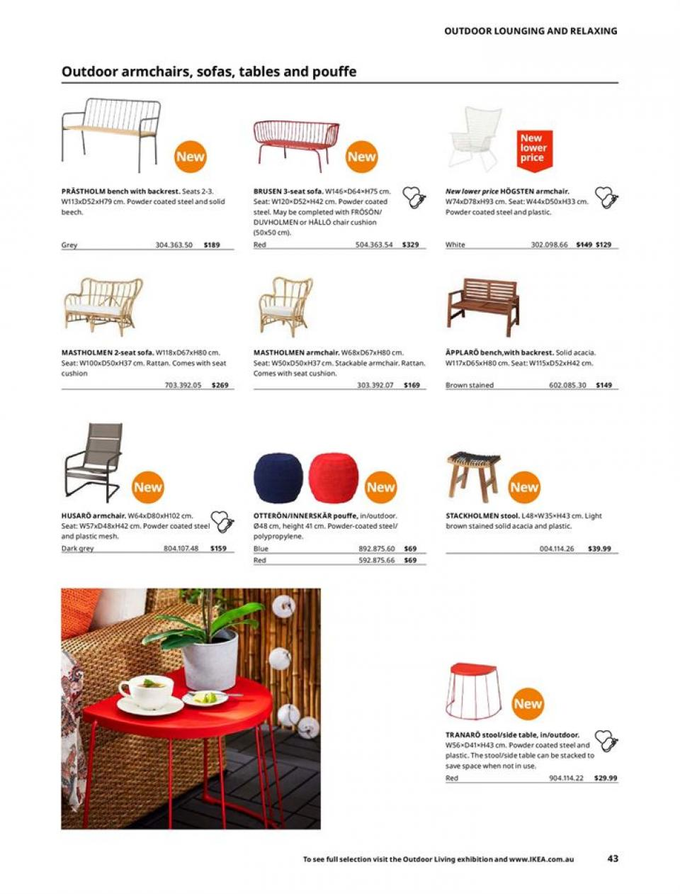 remarkable ikea kitchen catalogue 2020 | Ikea Catalogue Outdoor 2019 - 2020 (Page 43)