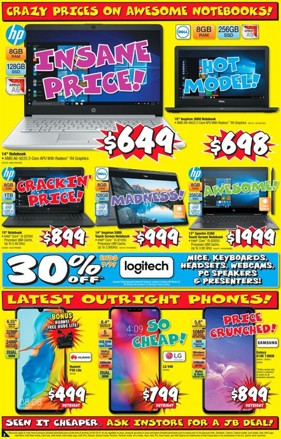 jb hi fi catalogue 1 10 jul 2019