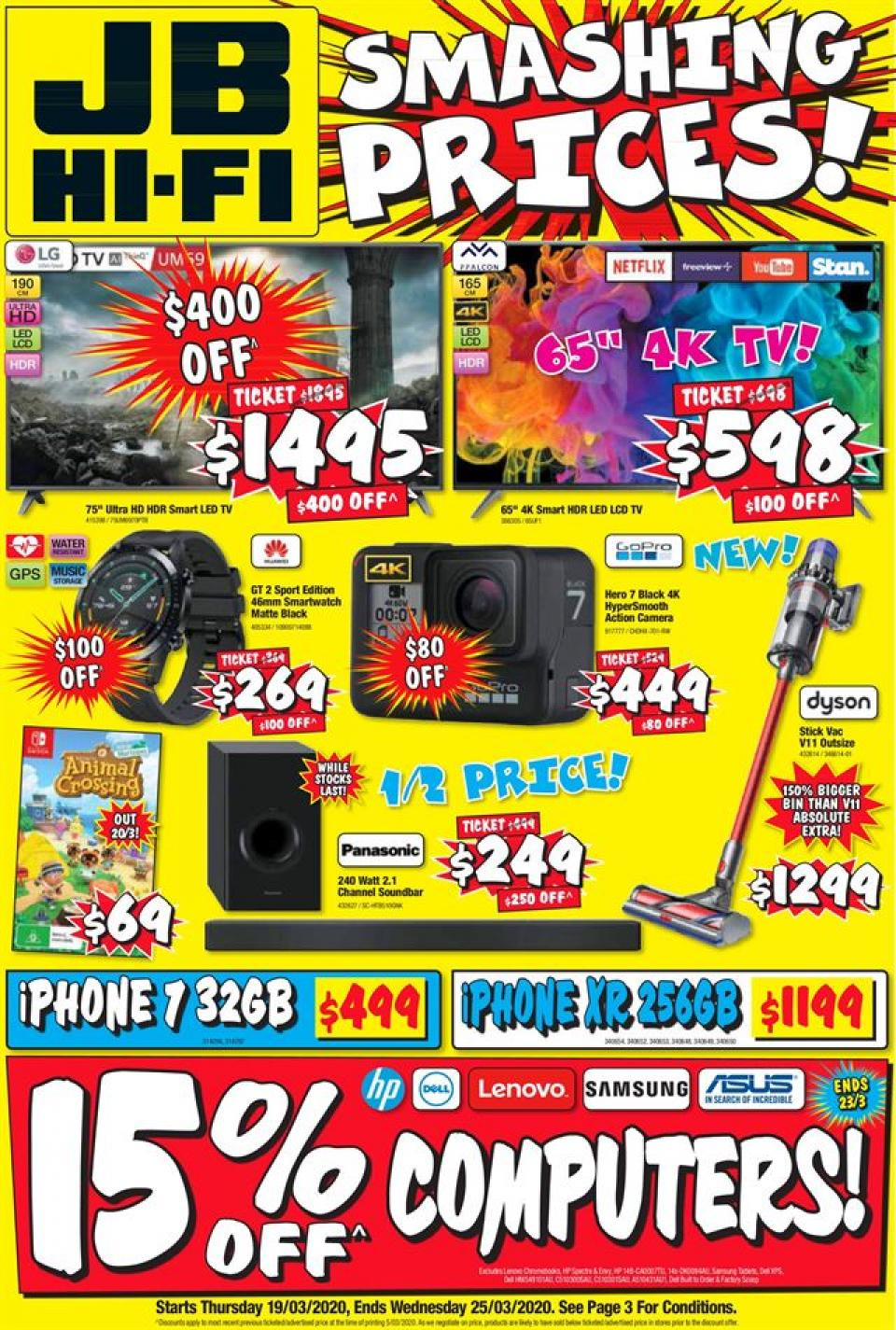 jb hi fi catalogue 19 25 mar 2020