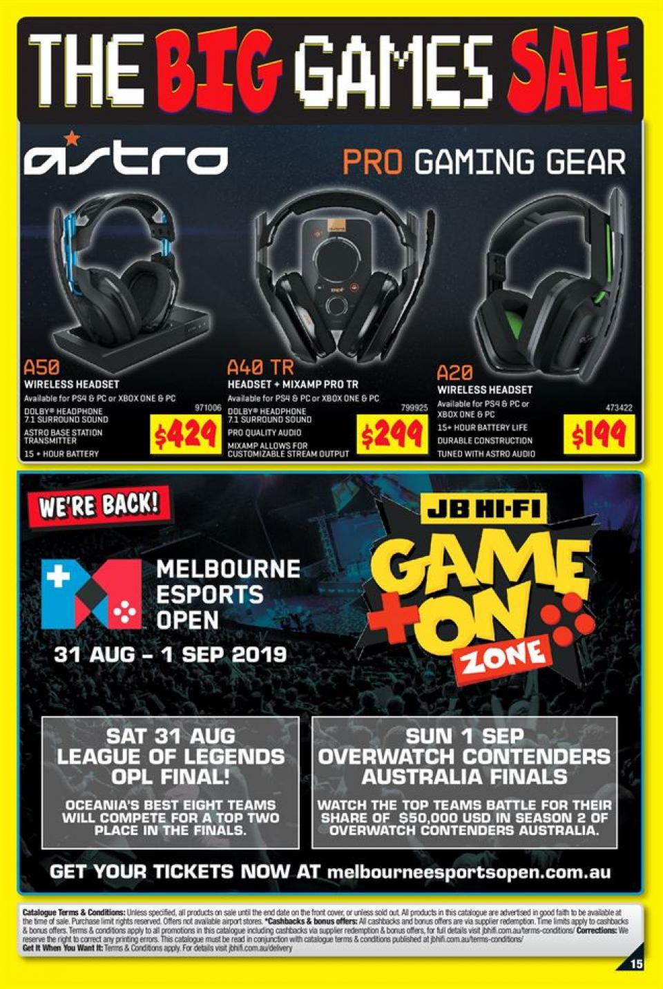jb hi fi catalogue 7 20 jun 2019