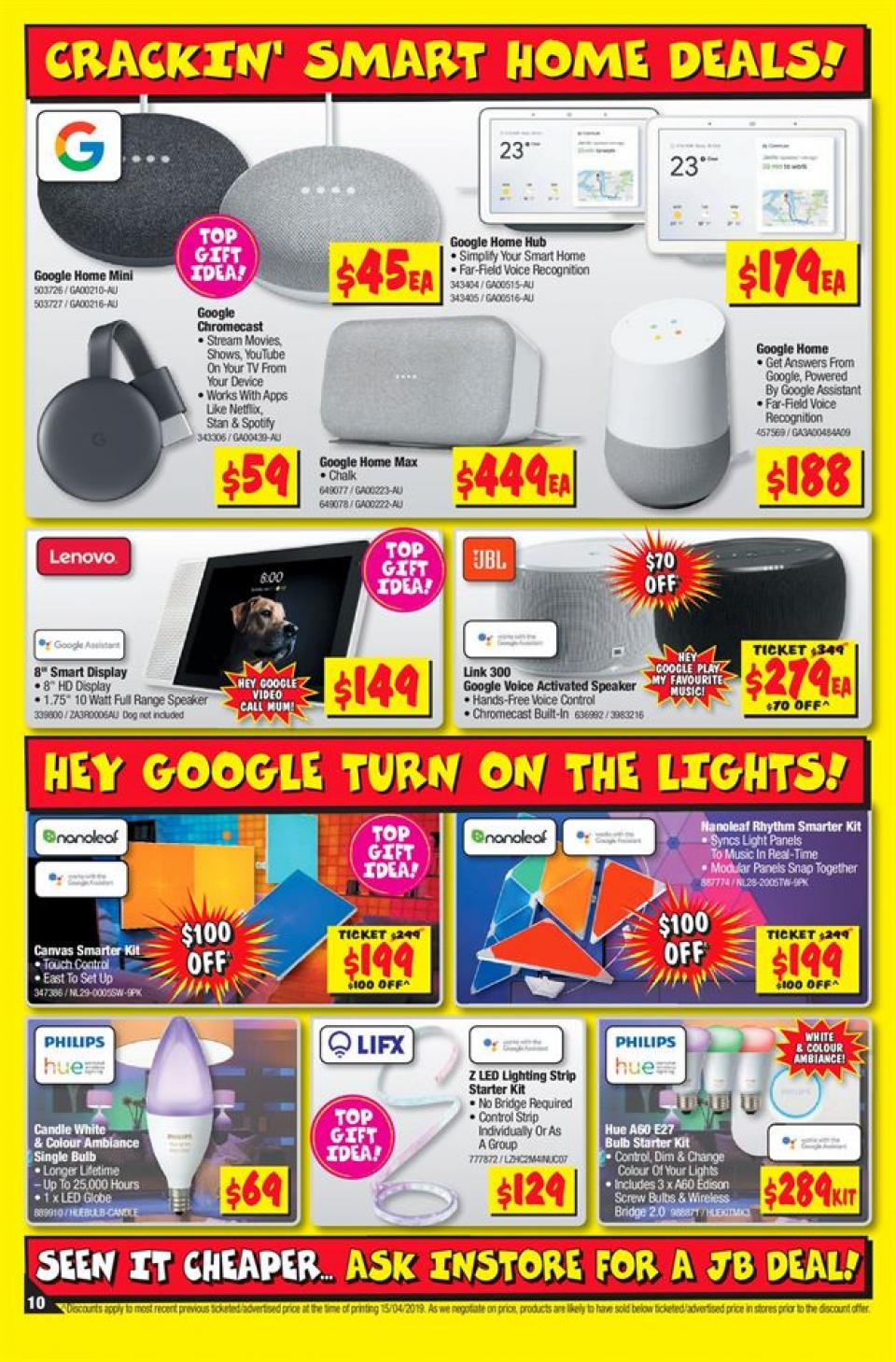 jb hi fi catalogue mother s day 2019