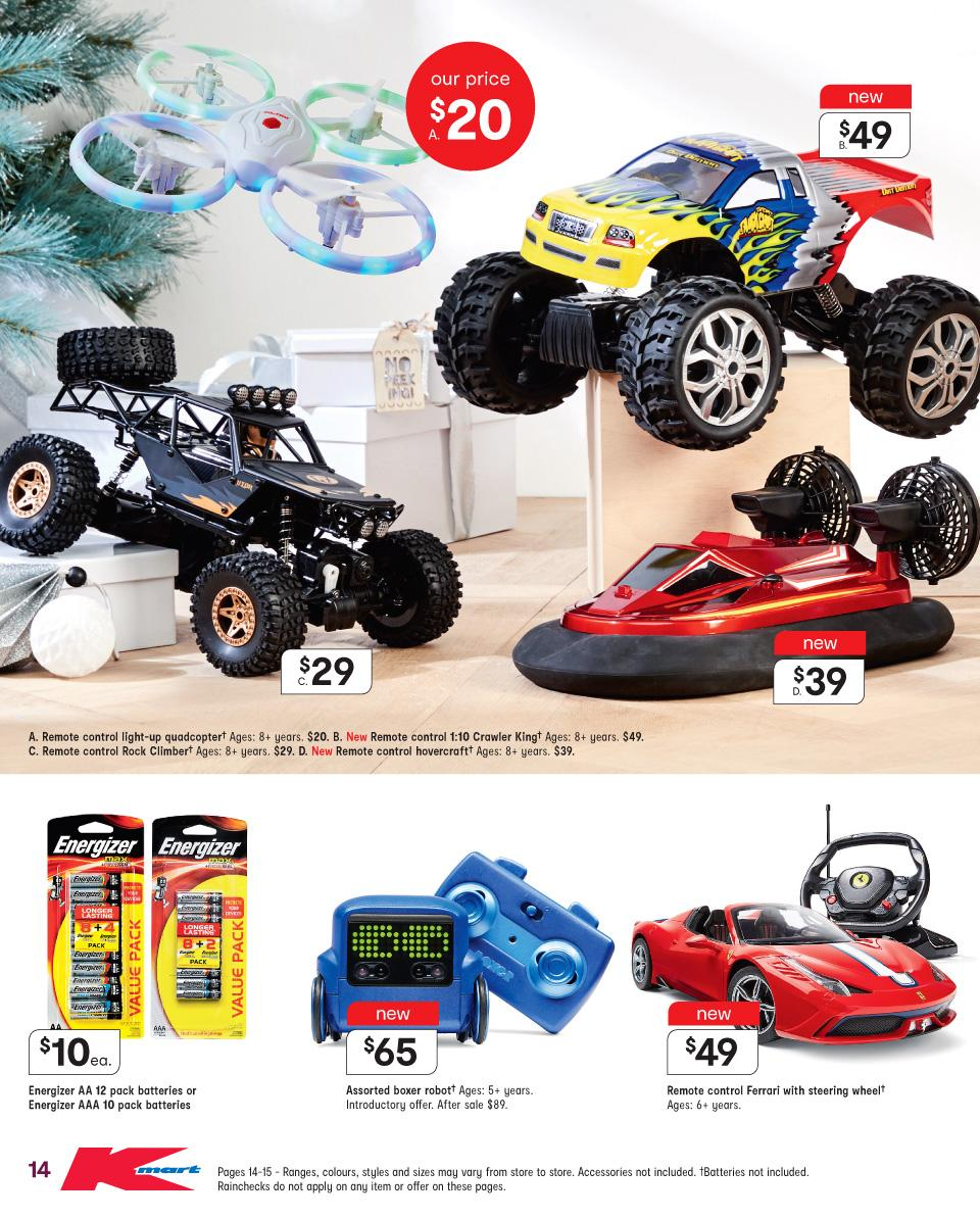 kmart catalogue 1 nov 2018