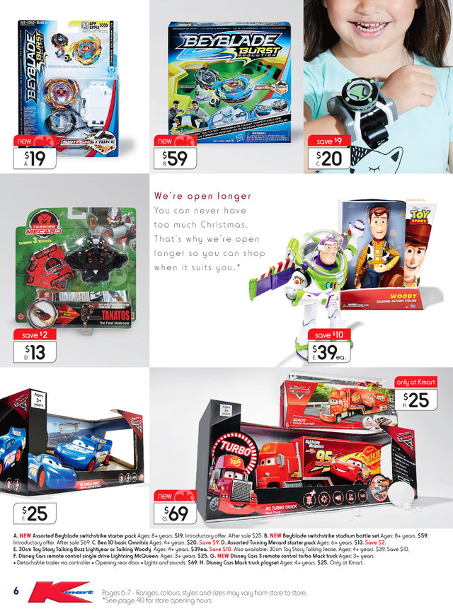 kmart catalogue 30 november 2017