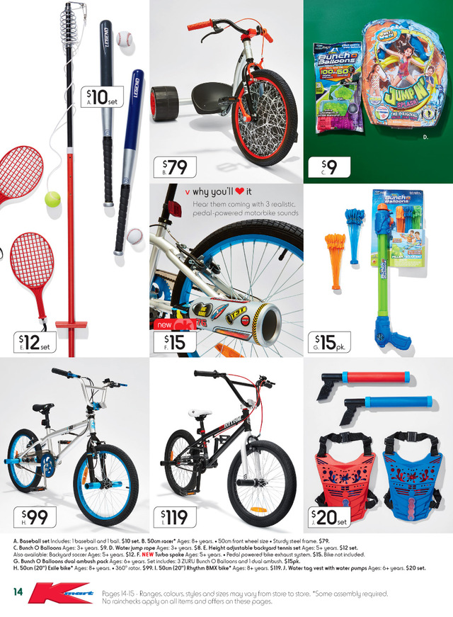 kmart catalogue 9 november 2017