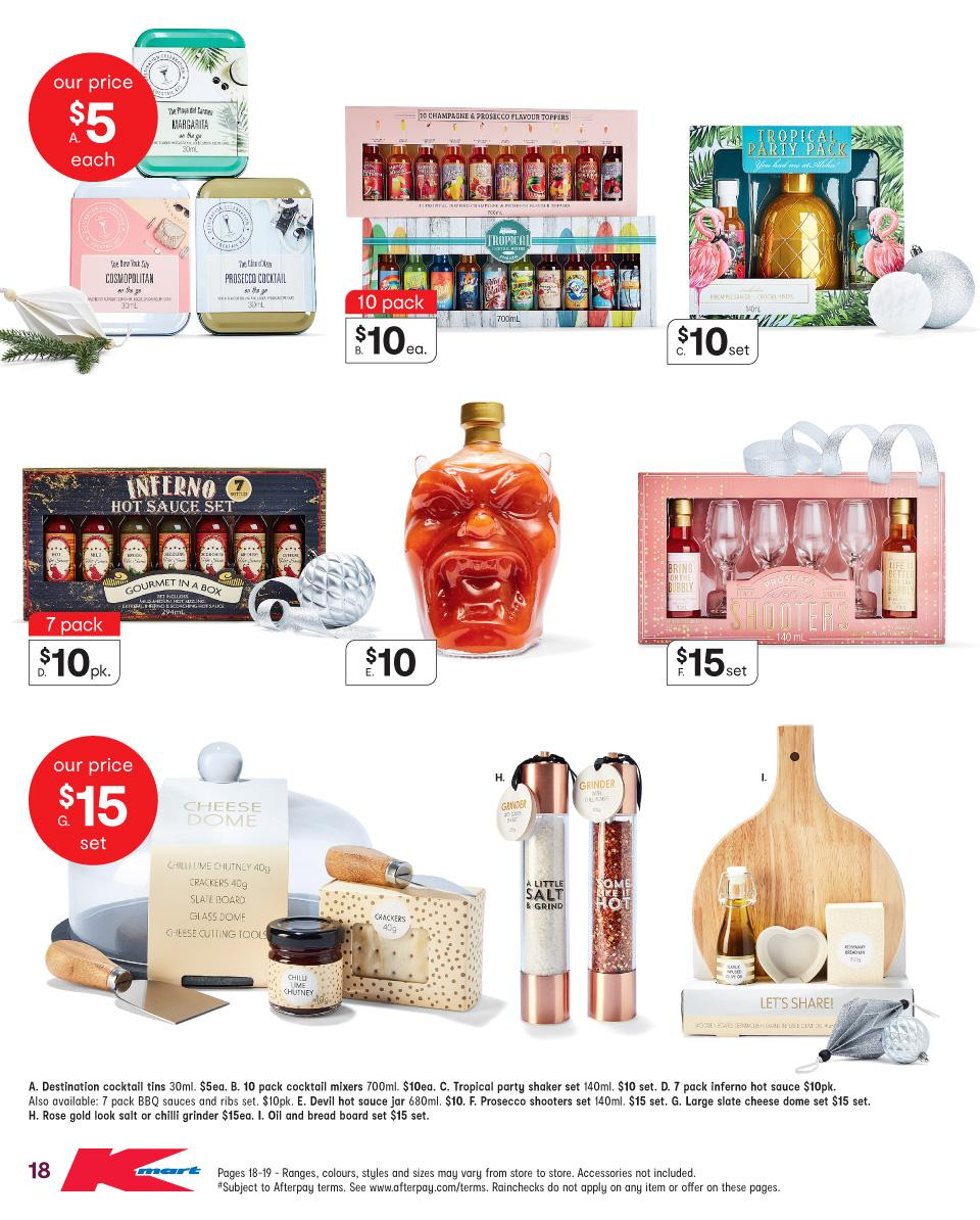 kmart catalogue christmas 13 dec 2018