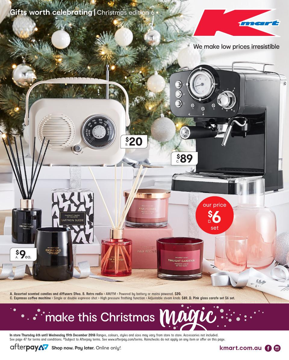 kmart catalogue christmas 6 dec 2018