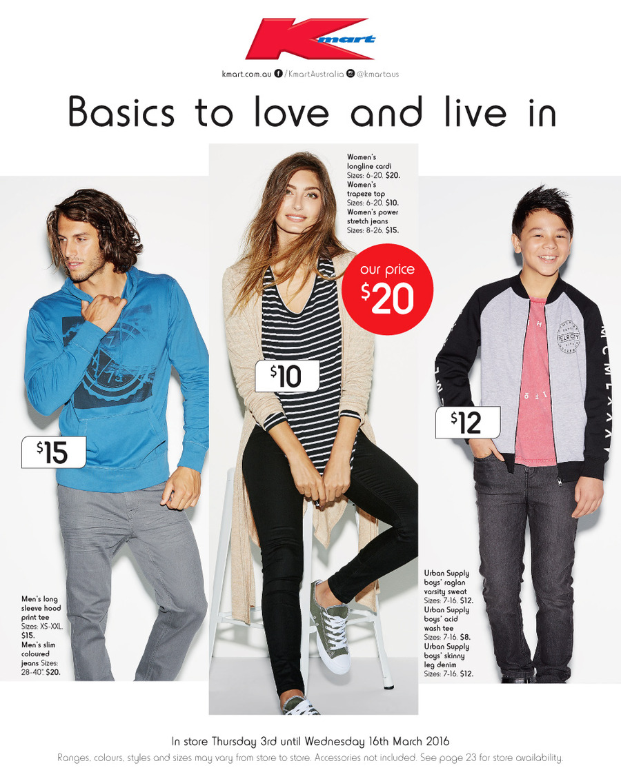 b65660b0f Kmart Catalogue Clothing 2 March 2016