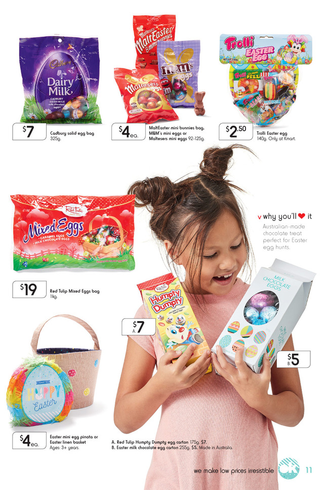 kmart catalogue easter toy sale 6 april 2017