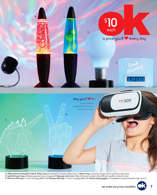 kmart catalogue gifts 7 december 2017
