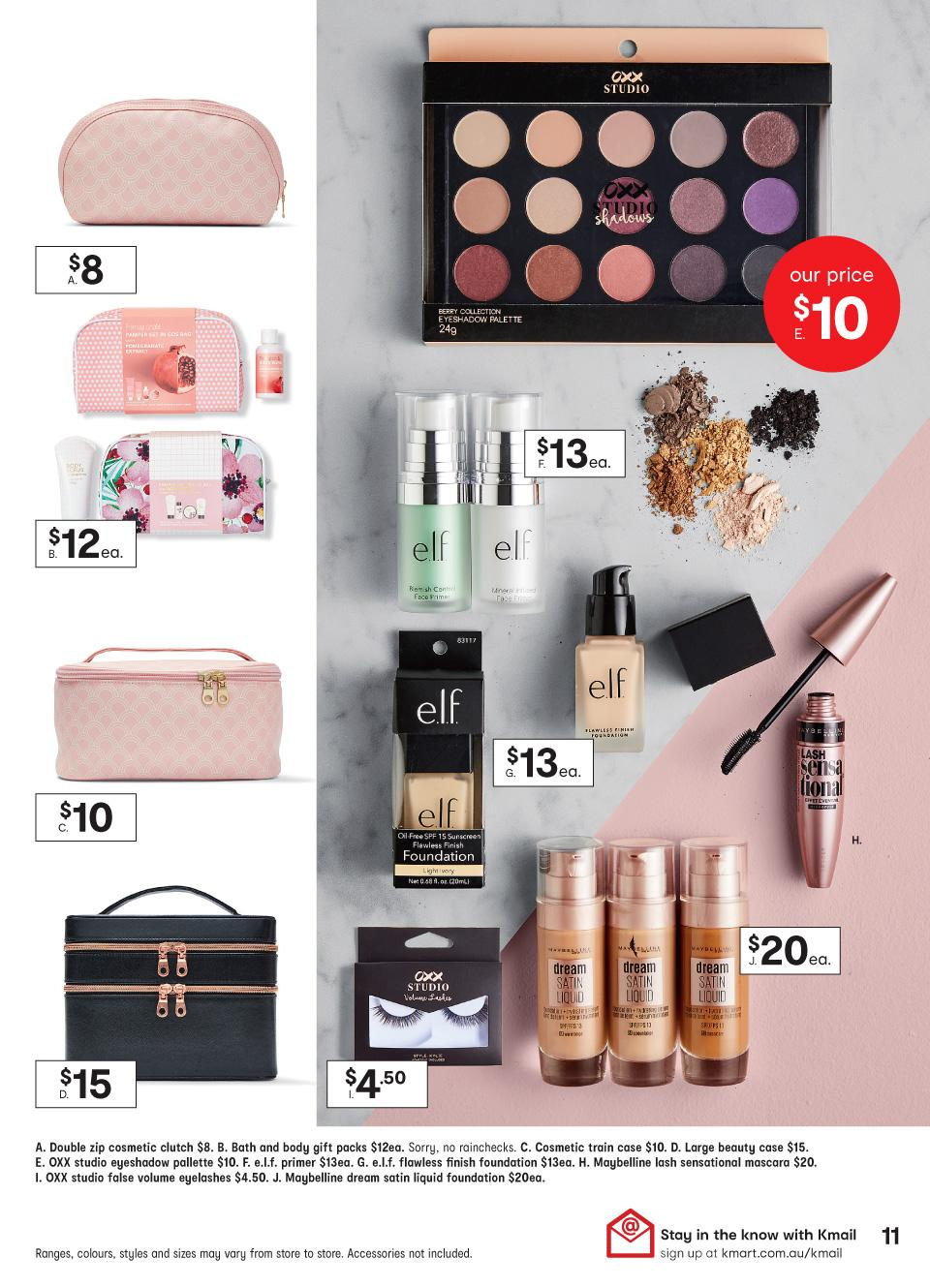 Kmart Catalogue Mothers Day 2019 (Page 11)