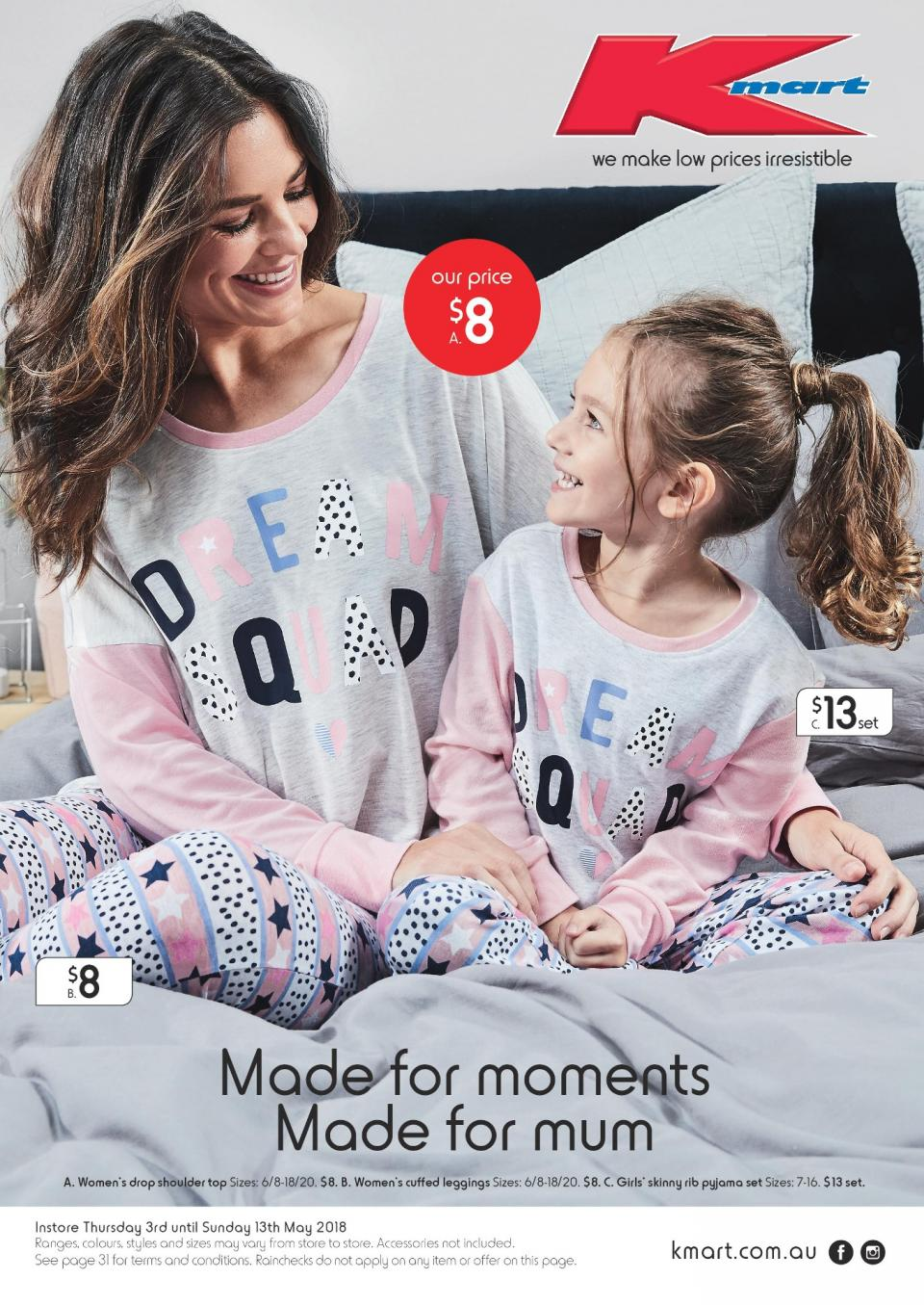 Kmart Catalogue Mothers Day 3 - 13 May 2018