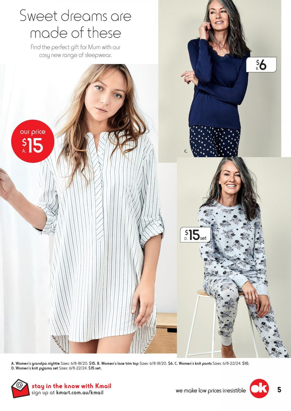 kmart catalogue mothers day 3 may 2018