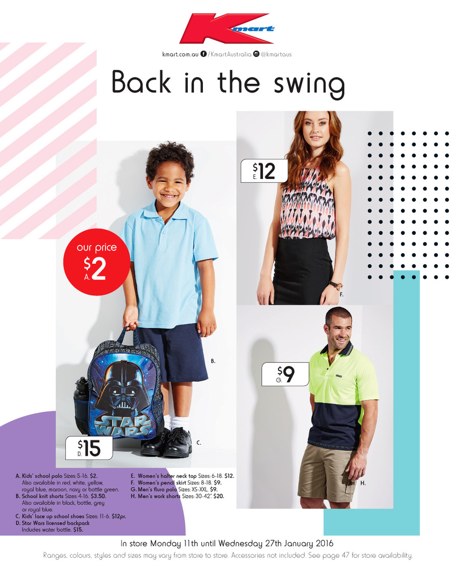 12d2ffc8 Kmart Catalogue School Supplies Jan 2016