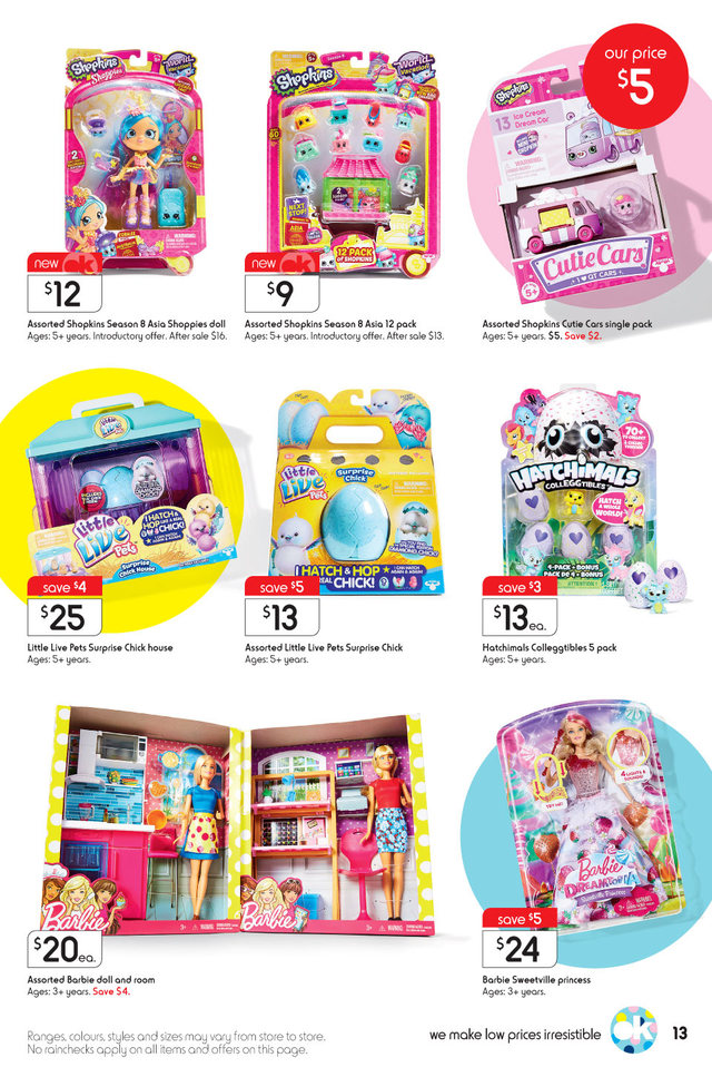 kmart catalogue toy sale 21 september 2017