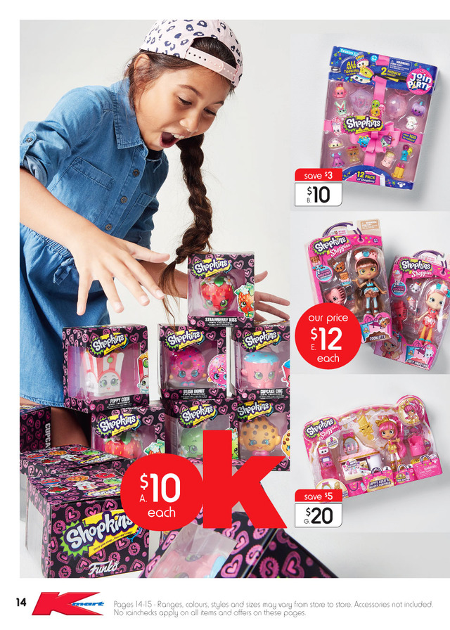kmart catalogue toys 30 mar 2017