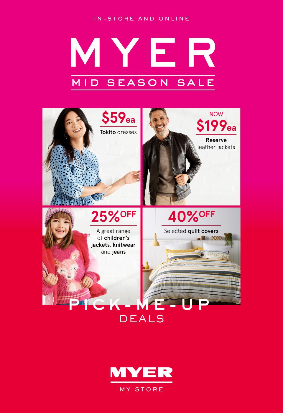 myer catalogue 24 mar 5 apr 2020