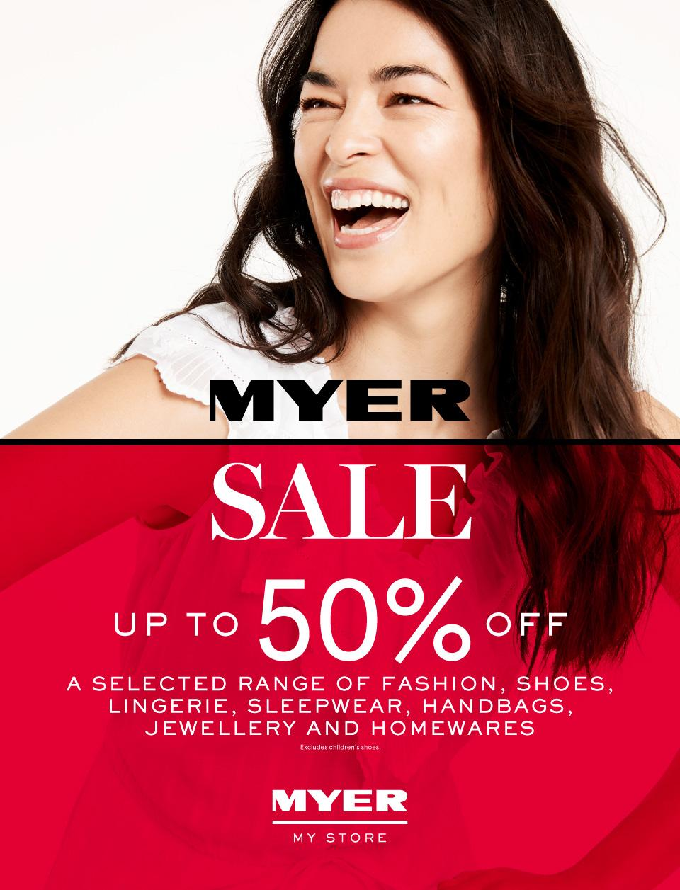 myer catalogue 26 dec 2018