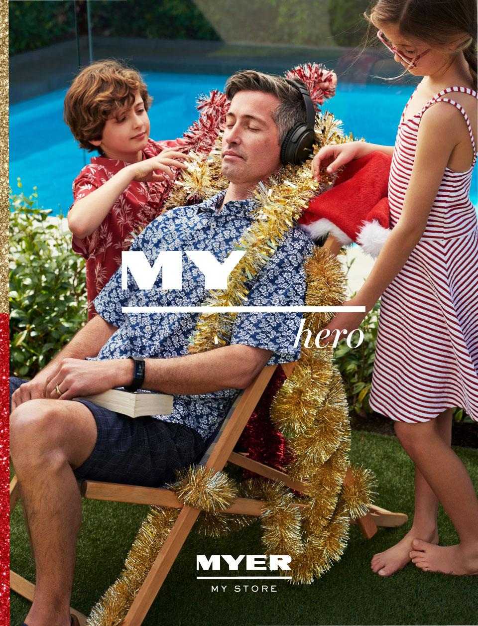 myer catalogue 4 dec 2018