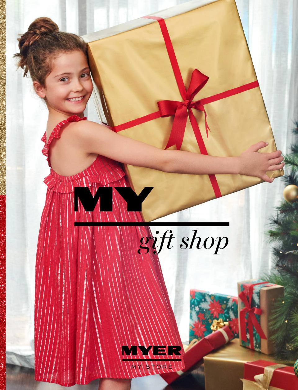 myer catalogue christmas 11 dec 2018