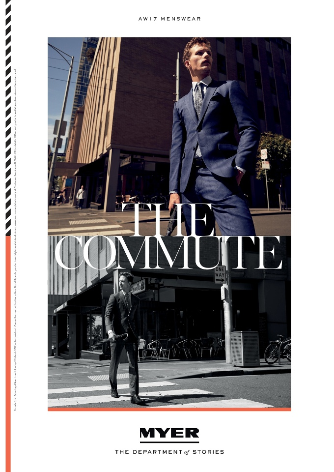 myer catalogue mens wear 4 march 2017