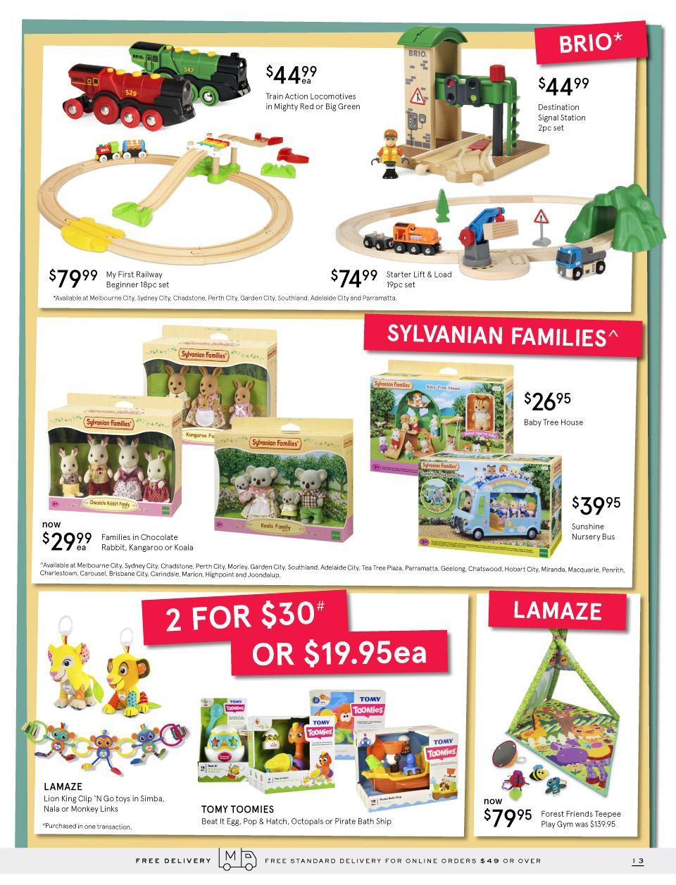 myer catalogue toy sale 18 jun 21 jul 2019