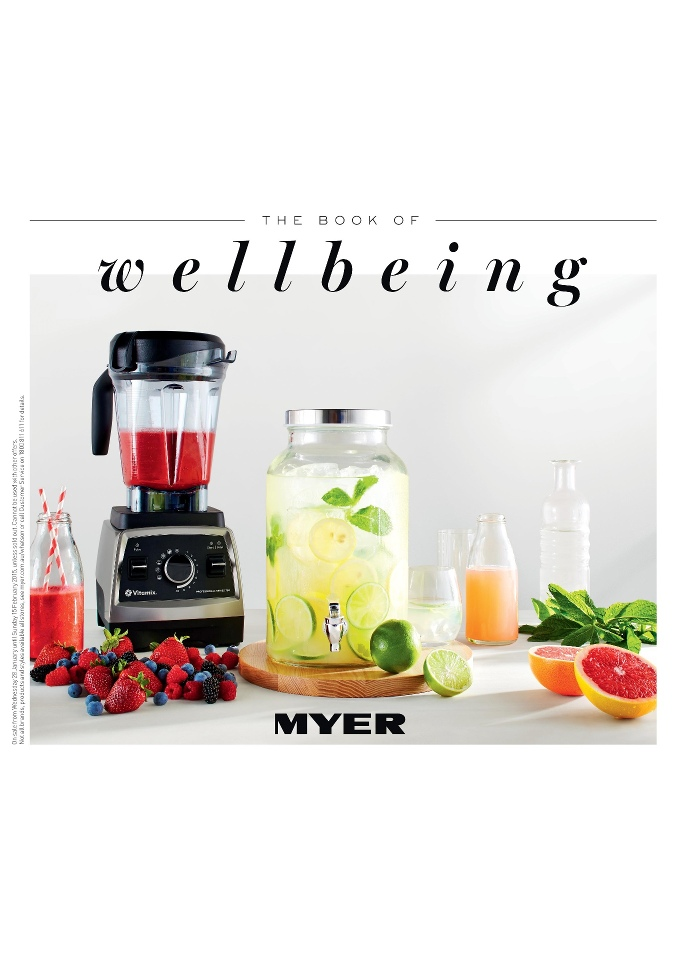 Myer February Catalogue 2015 Home Appliances Classic Fashion