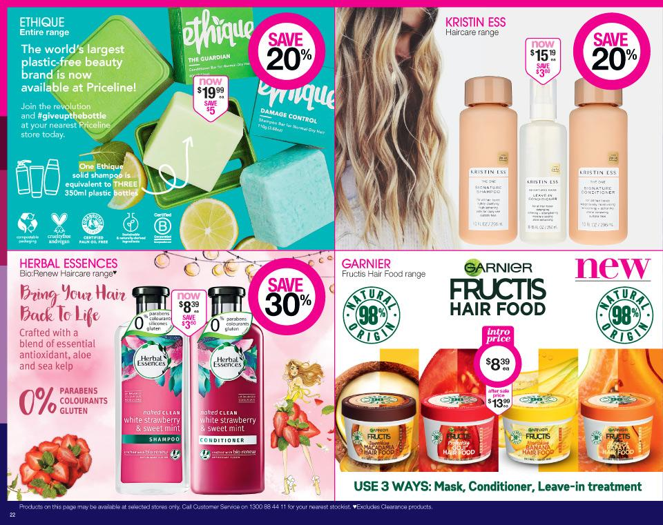 priceline catalogue 19 jul 1 aug 2019