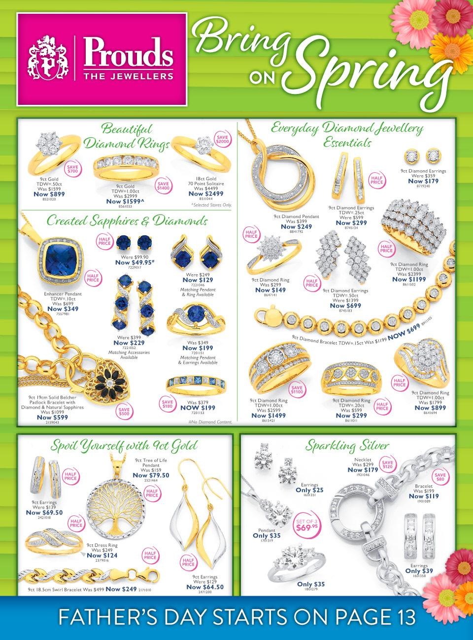 prouds catalogue 12 aug 1 sep 2019