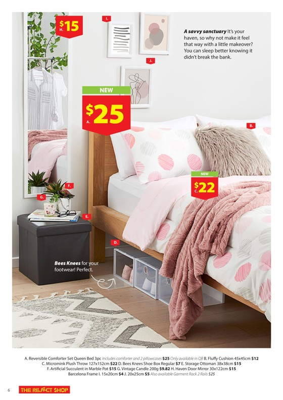 reject shop catalogue march 2019