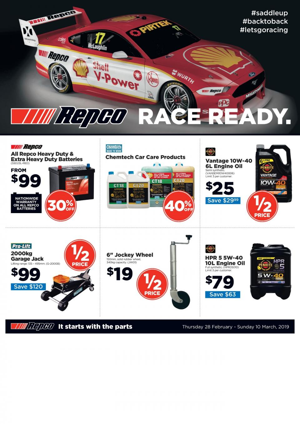 repco catalogue 28 feb 10 mar 2019