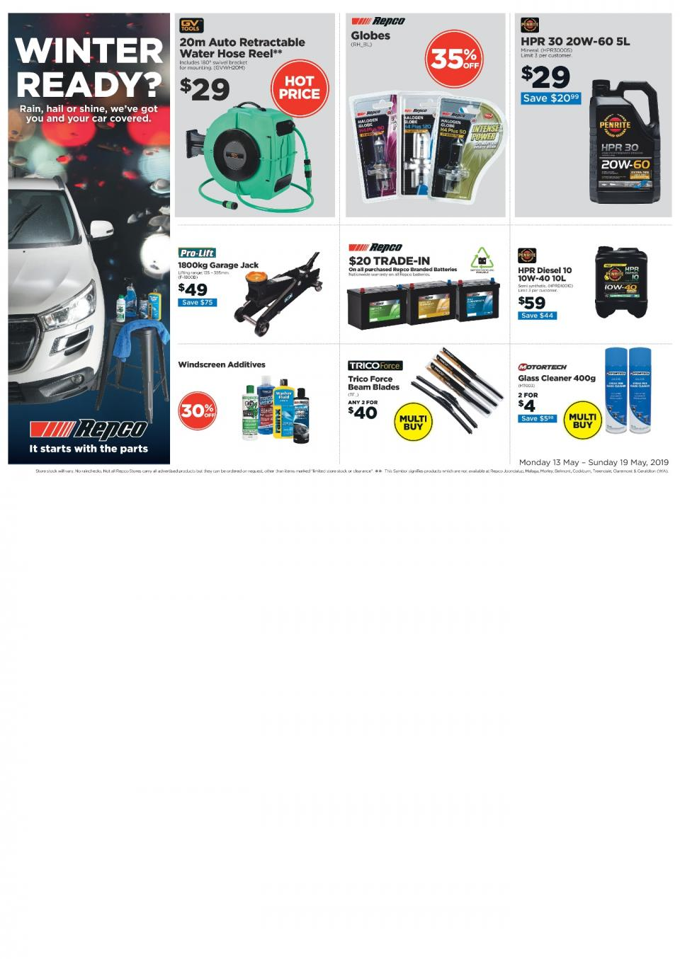 repco catalogue chargers 13 19 may 2019