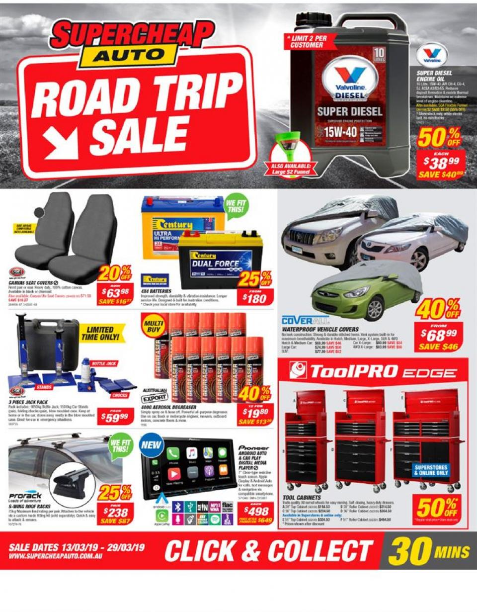 supercheap auto catalogue 12 29 mar 2019