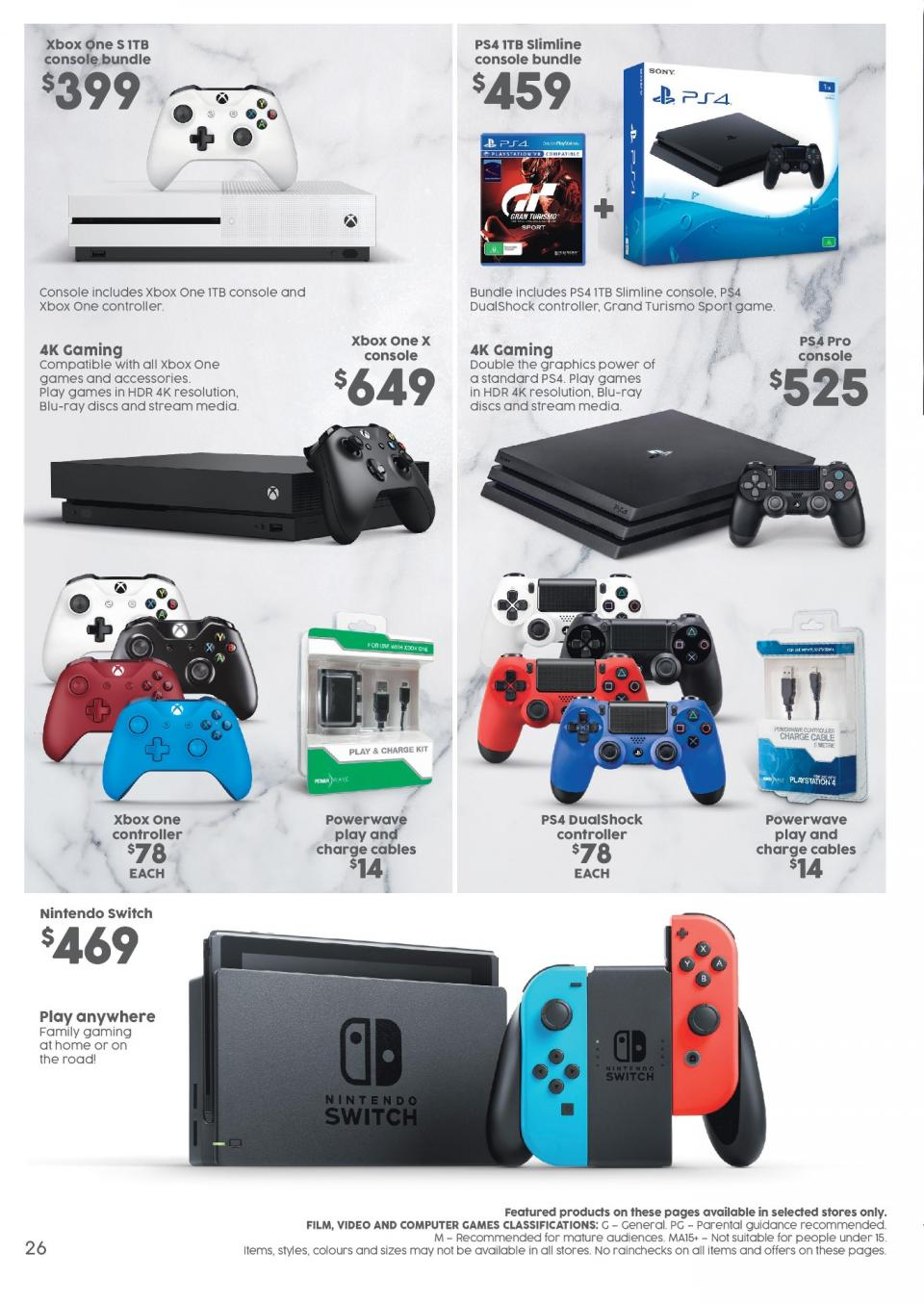 target catalogue 1 february 2018