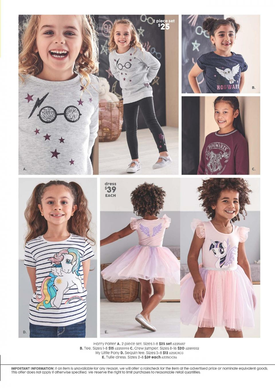 target catalogue 11 17 jul 2019