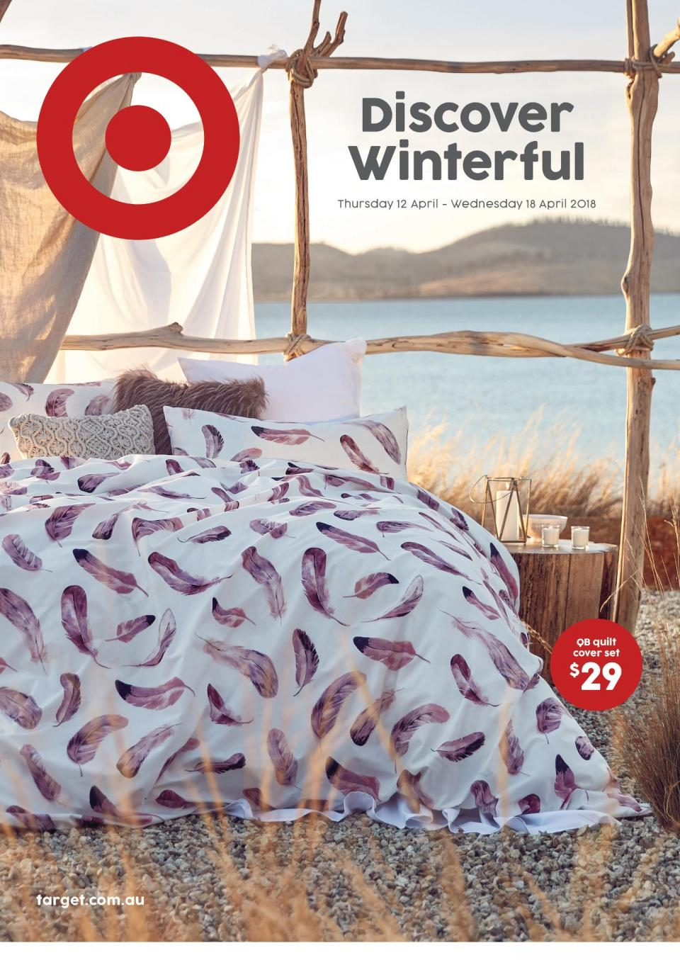 target catalogue 12 april 2018