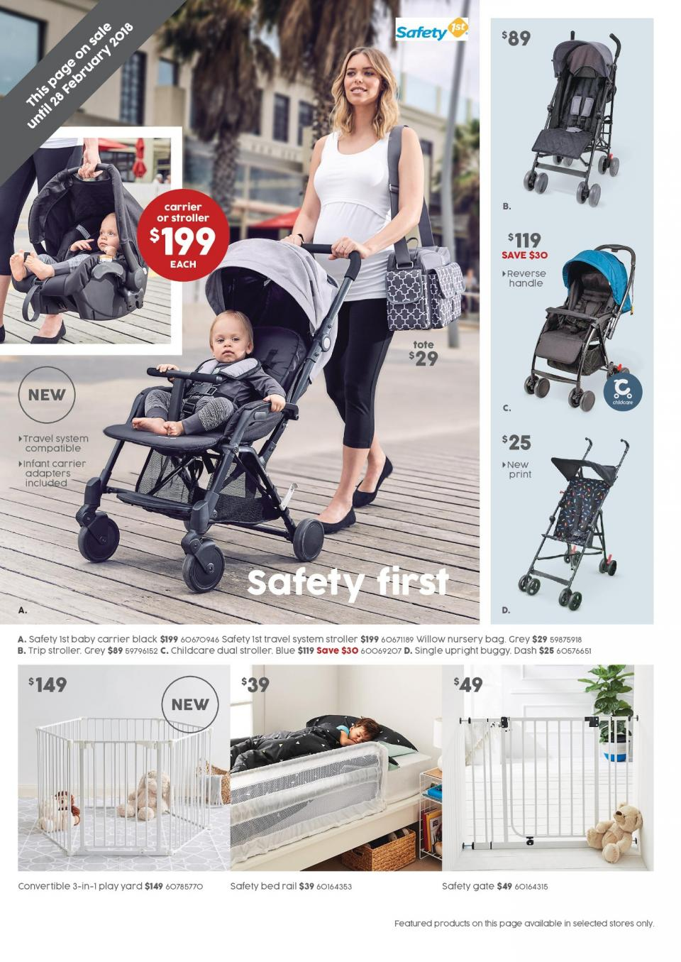 target catalogue 15 february 2018