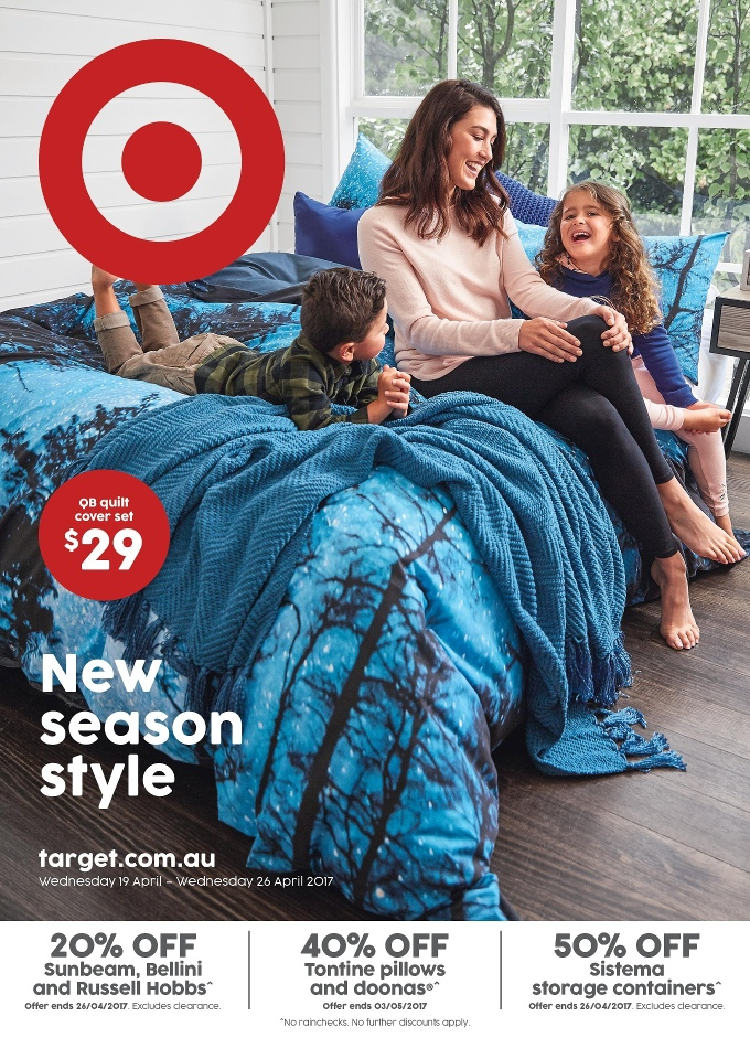 target catalogue 18 april 2017