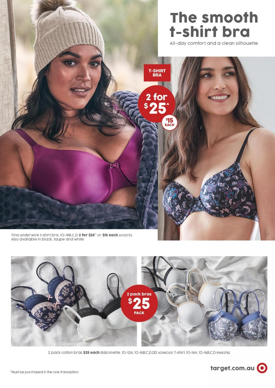 target catalogue 2 may 2018