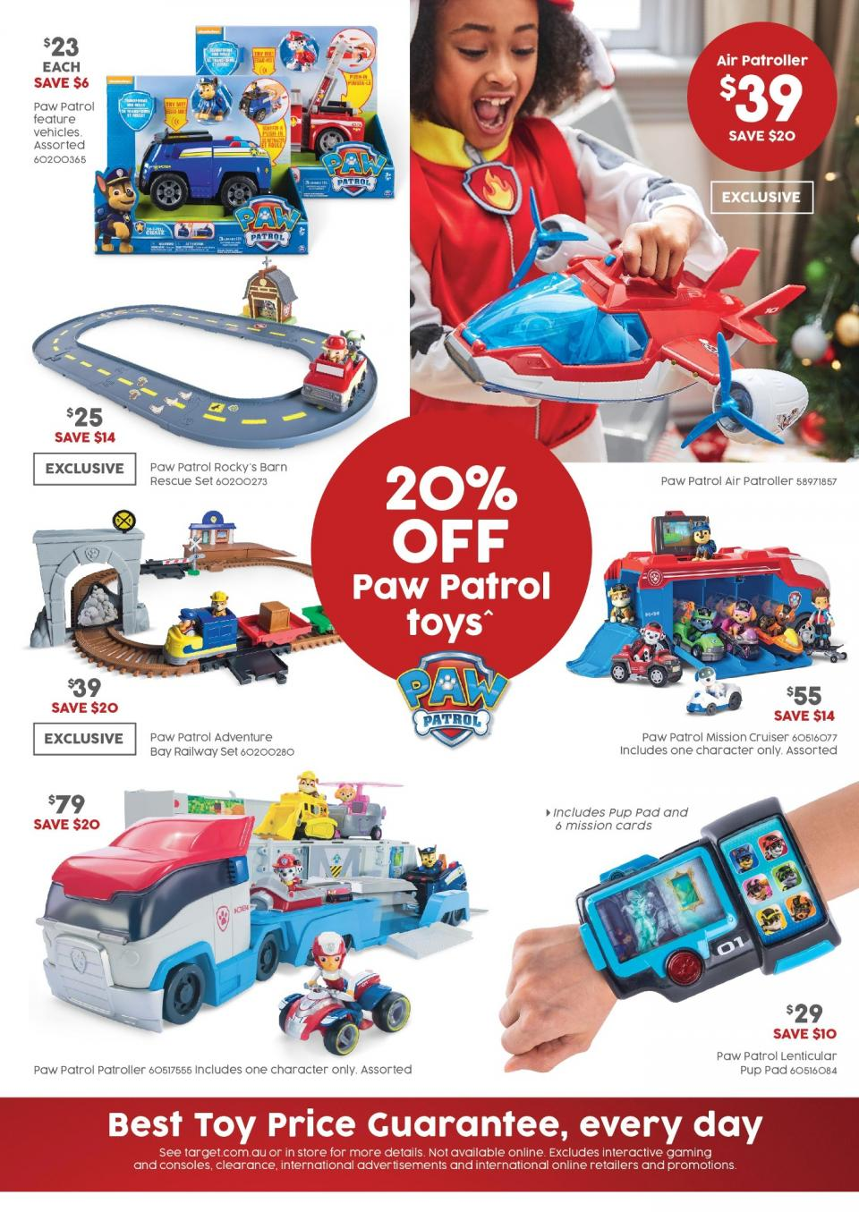 target catalogue 30 november 2017