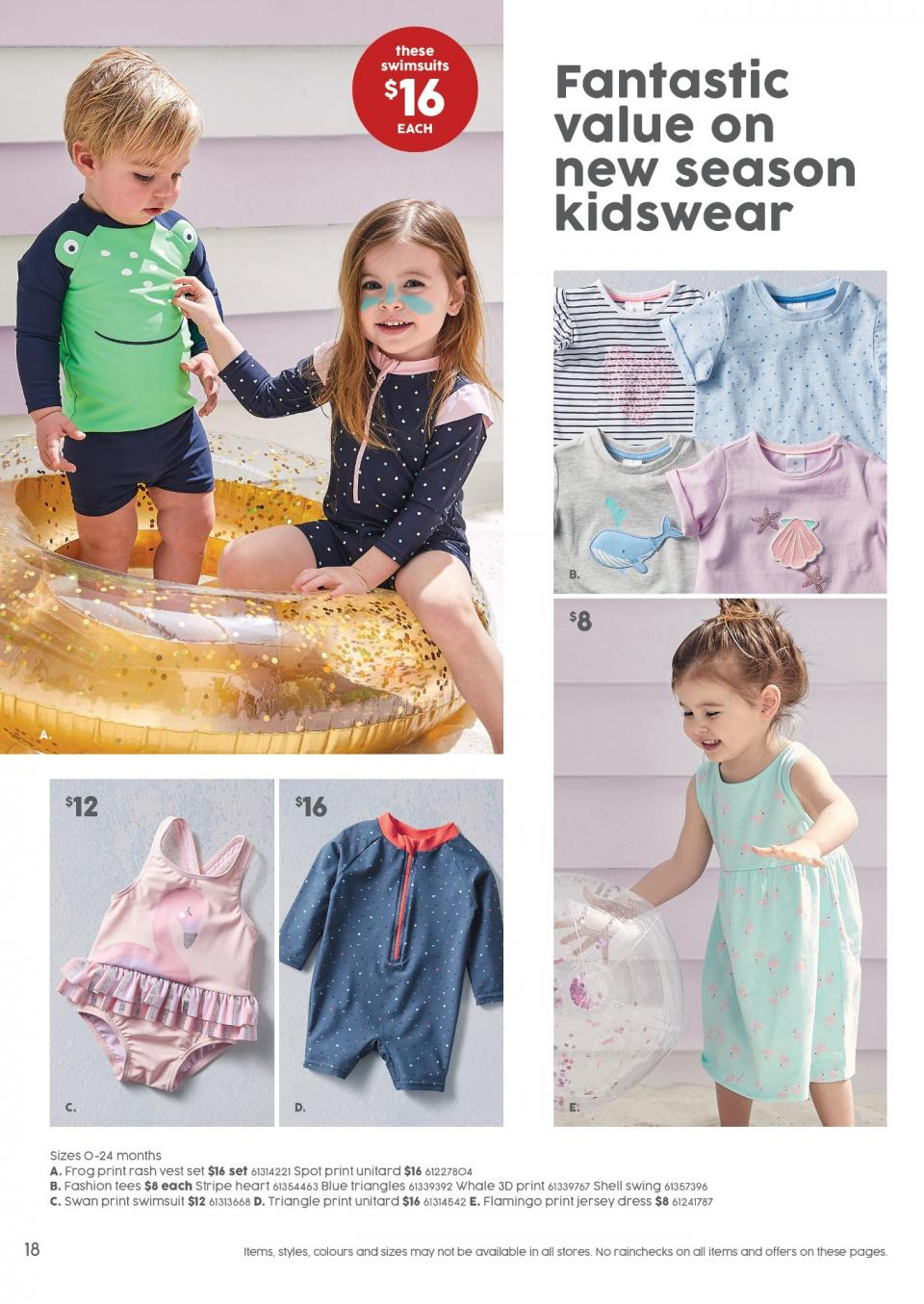 target catalogue 4 oct 2018