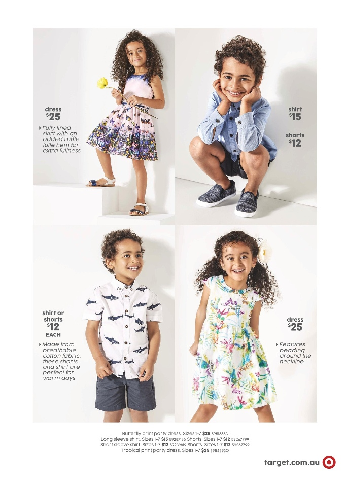 target catalogue 5 october  spring 2016