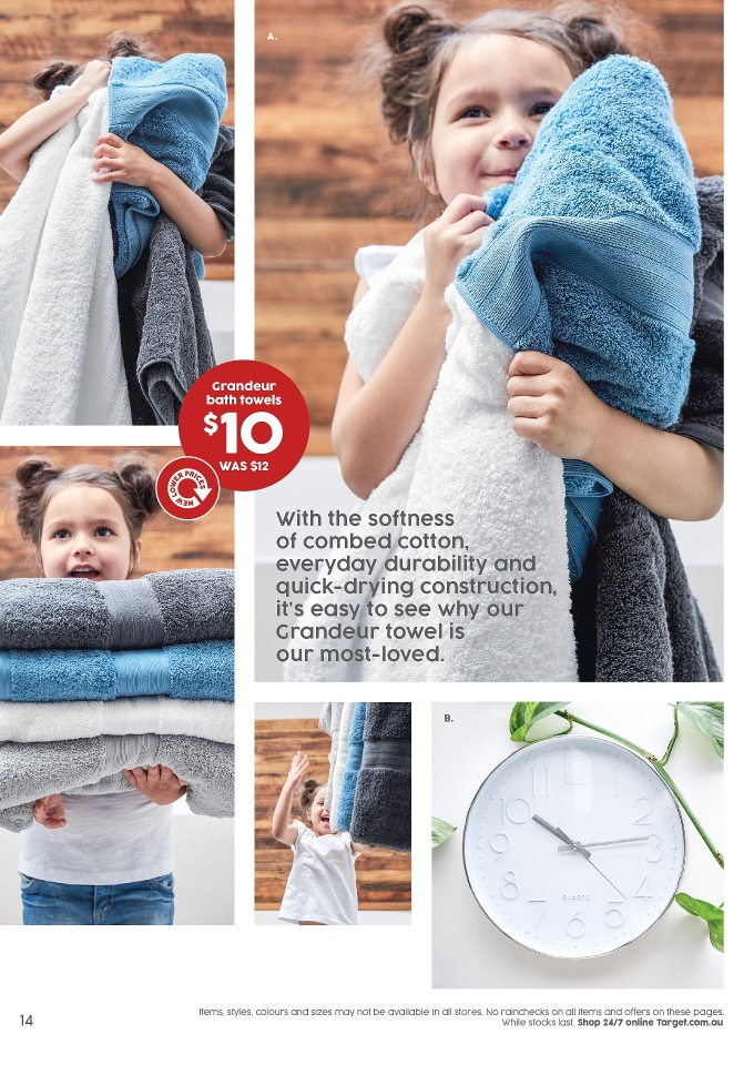 target catalogue 5 october 2016