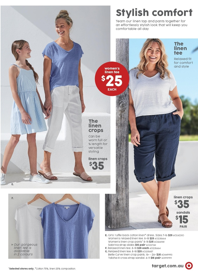 target catalogue 6 september 2017