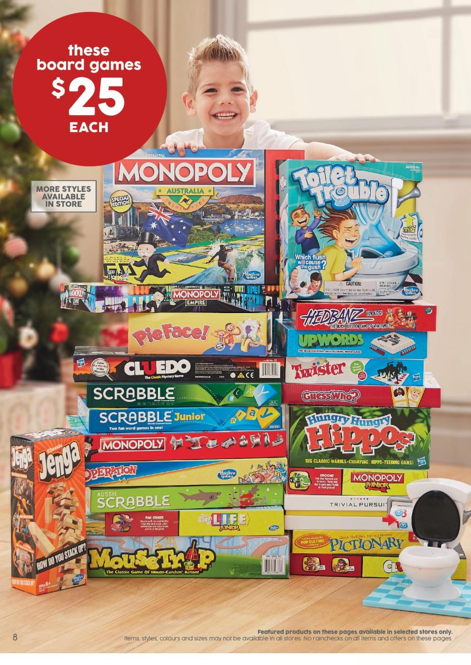 target catalogue christmas gifts 2017